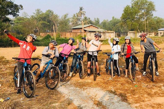 Dala And Twantay Biking Adventure