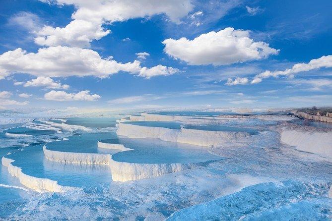 Alanya: Pamukkale and Salda Lake