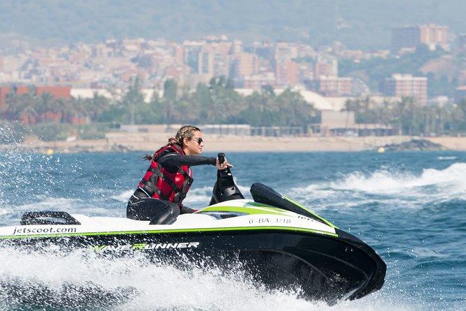 Jet Ski Premià de Mar Tour Experience