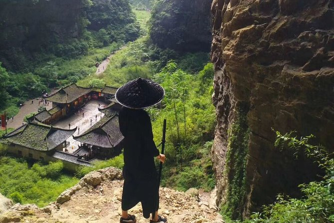5-Day Private Tour from Chengdu to Chongqing