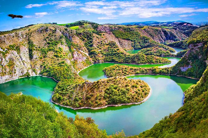 VISIT SERBIA: Uvac Western Serbia - Create Your Own Private Full Day Tour
