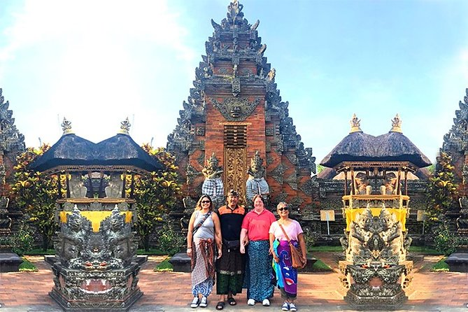 Amazing Ubud Tour Package IV - Incl. entrance tickets