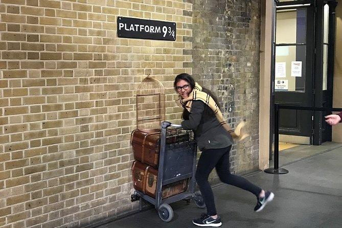 Harry Potter's London Feat. Harry Potter Movie Locations