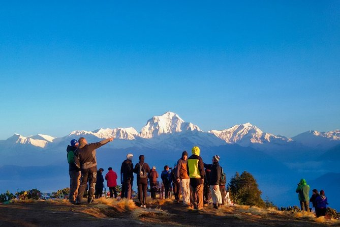 5 Days Ghorepani Poonhill Sunrise Trek