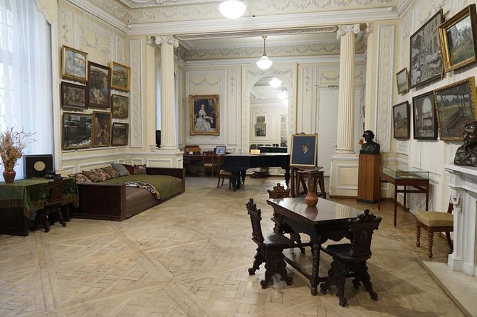 The Brodsky Apartment Museum skip the line ticket