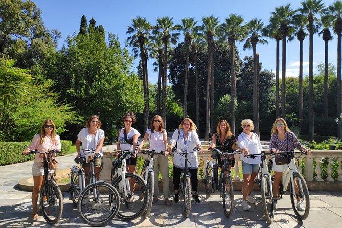 Athens Electric Bike Tour