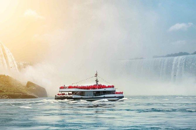 An Epic Evening in Niagara Falls