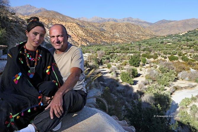 Logout in the Berber Atlas