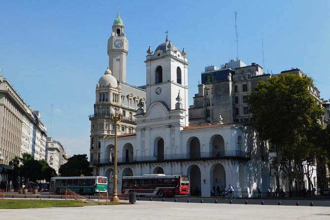 Private Accessible Half-Day Buenos Aires City Guided Tour