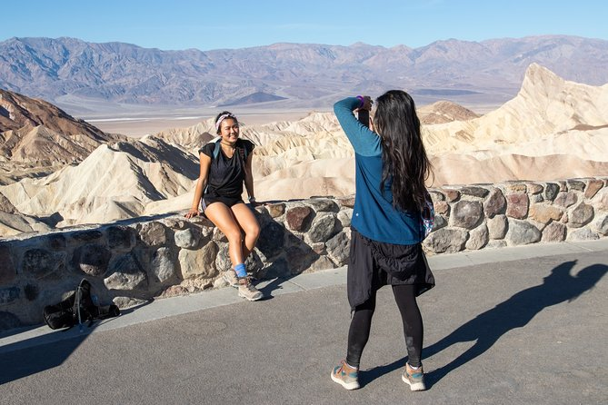 4 Day Death Valley, Yosemite, San Francisco from Las Vegas Camp or Lodge