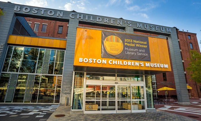 Boston Children's Museum: A 360° Virtual Tour