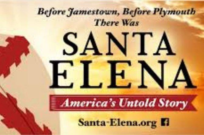 Hear the story of Santa Elena, the original capital of the Spanish Colony of La Florida, right here in Beaufort!