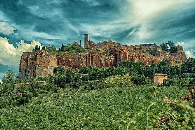 Orvieto and Makes Biscuits in a Etruscan Cave Fullday from Florence