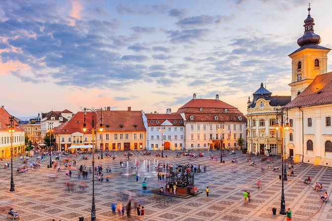 3-Day Private Transylvania Tour with Dracula's Castle