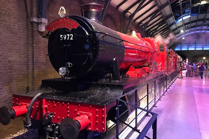 Warner Bros' Making of Harry Potter Studio Tour