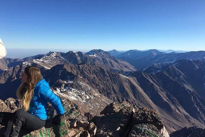 Mount Toubkal 2-Days Trekking From Marrakech All-inclusive