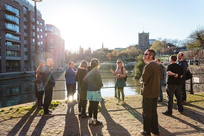 Bristol Guided Craft Beer Tour - Breweries, Brunel & Brigstow