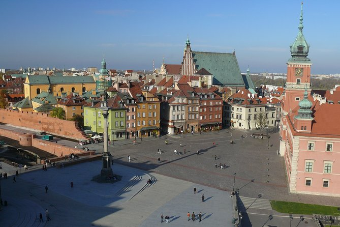 Budget City Tours - Warsaw | Royal Route and Old Town