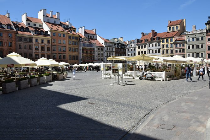 Historical Warsaw Private Walking Tour | Royal Route and Old Town