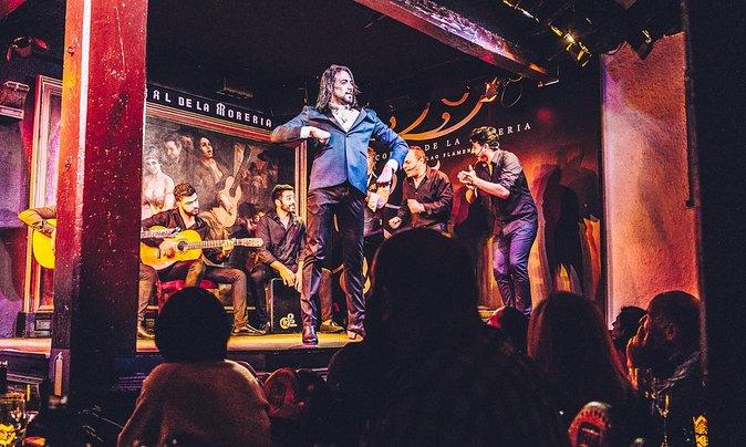 Corral de la Moreria: Virtual Flamenco Shows in Madrid