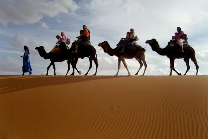 Private 3-Day Trip to Merzouga Dunes from Marrakech
