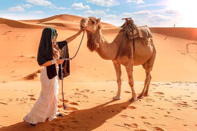 Desert Tours from Marrakech to Fez 3 Days 2 nights