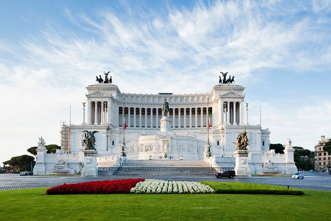 BEST OF ROME: Pre-Cruise Private Tour w/ Skip the Line Tickets