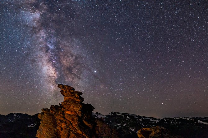 Sunset and Night Photography Tour on Trail Ridge Road