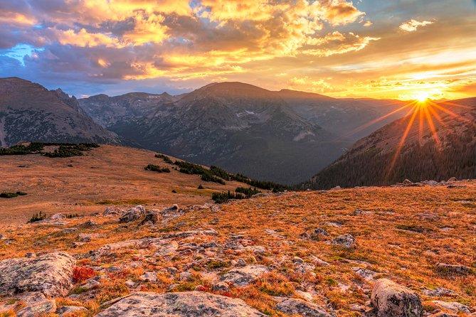 Sunset on the Tundra