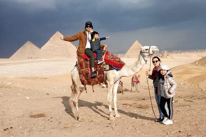Full-Day Giza and Cairo