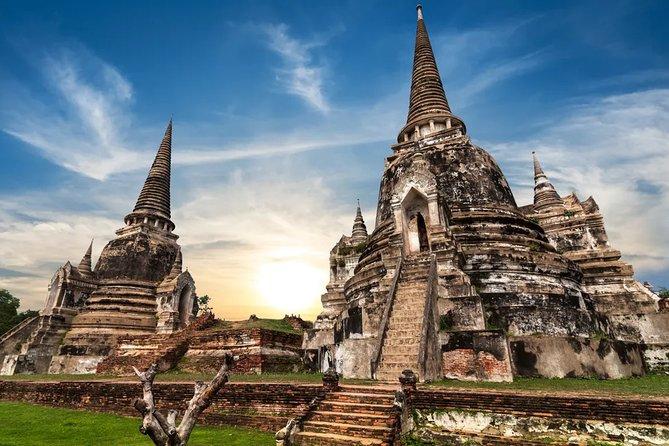Bangkok to Ayutthaya Private Car Charter (English speaking driver)