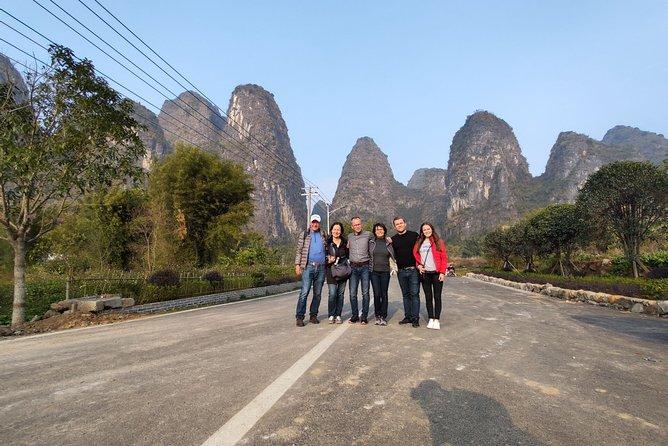 7-Day Private Tour from Chongqing to Guilin,Longji Terraces,Sanjiang & Yangshuo