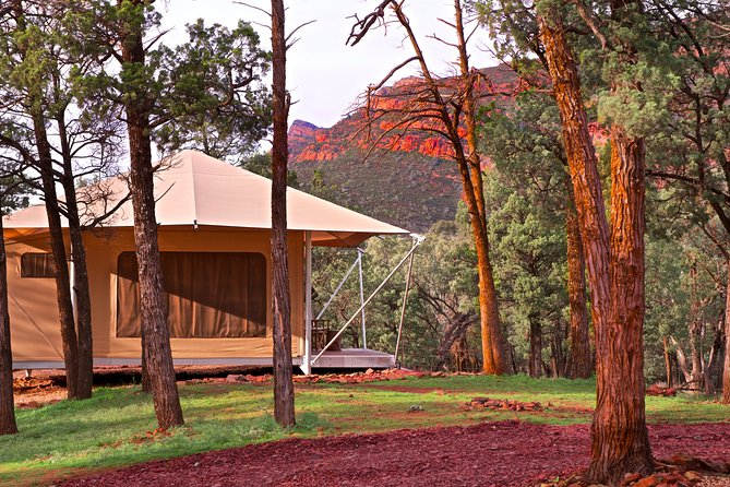 3-Day Wilpena Private Glamping Package with Scenic Flight