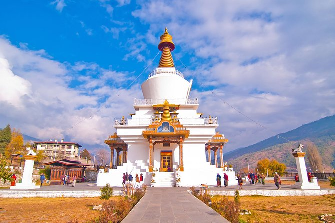 Golden Triangle with Bhutan Expedition (India & Bhutan)