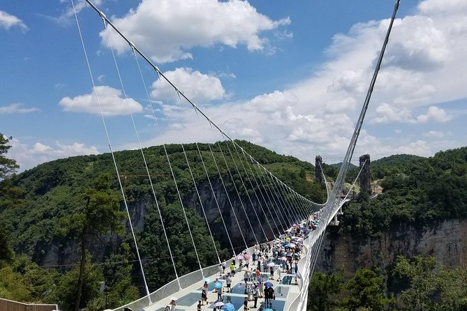 Zhangjiajie Private Day Trip to Tianmen Mountain with the Skywalk