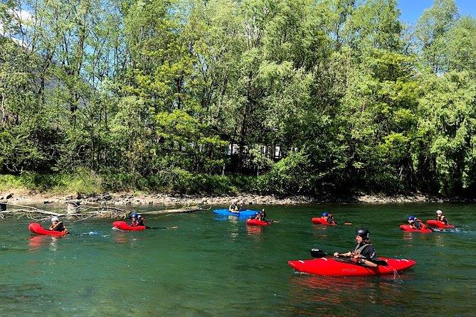 kayak group course