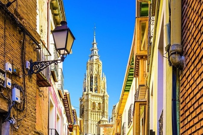Toledo private Tour from Madrid
