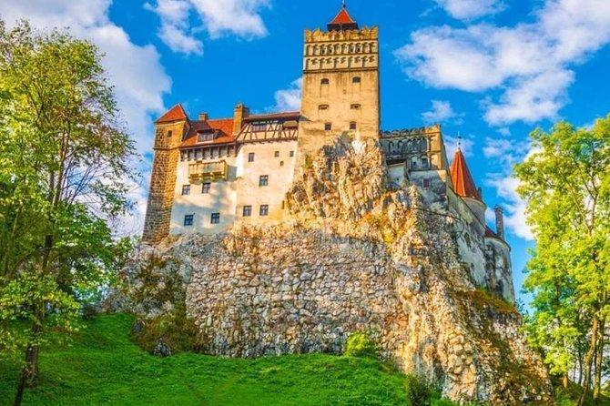 Transylvania Day Trip: Dracula's Castle and Peles Castle