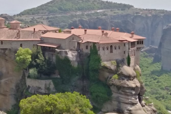 Meteora private daytrip