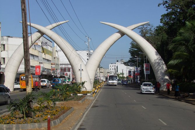Full-Day Guided Sightseeing Cultural Tour of Mombasa City