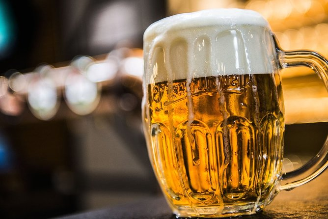 Private Pilsner Urquell brewery, Pilsen City and Bohemian Glass factory day tour
