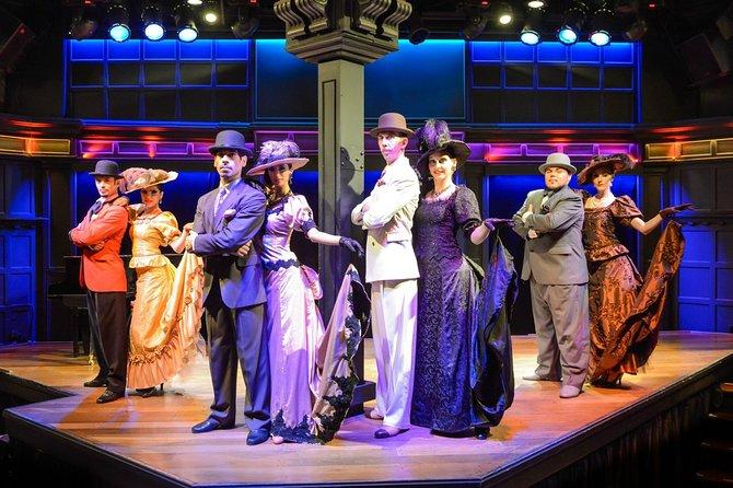 El Querandi New Year's Eve Dinner & Tango Show