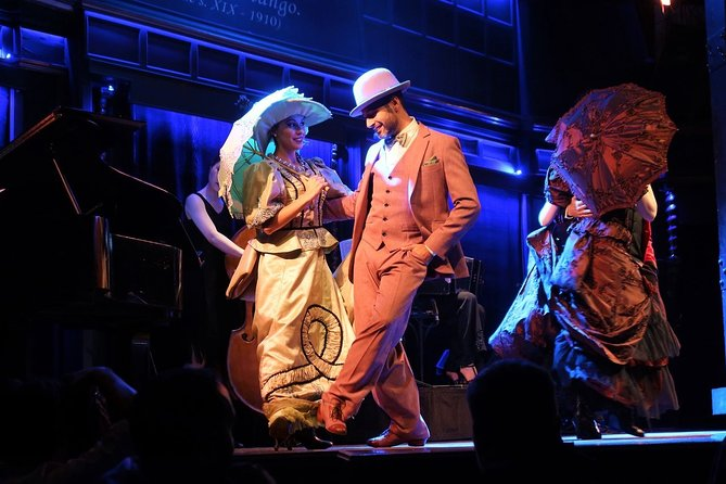 El Querandi Tango Show in Buenos Aires (with optional dinner)