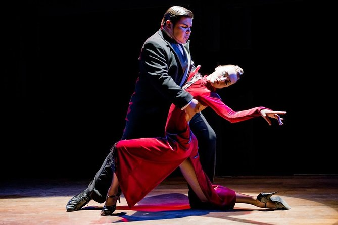 El Querandi Tango Show with Private Transfers (with optional dinner)