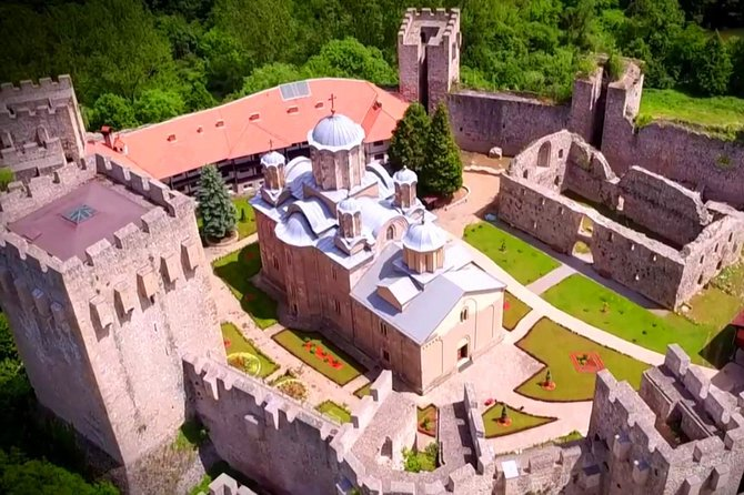 VISIT SERBIA: Eastern Serbia Medieval Monasteries & Resava Cave – Full Day Tour