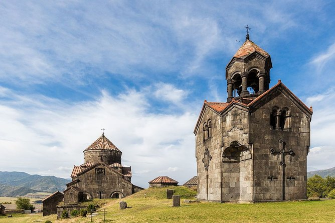 Group tour to: Haghpat and Sanahin monasteries (listed in UNESCO)