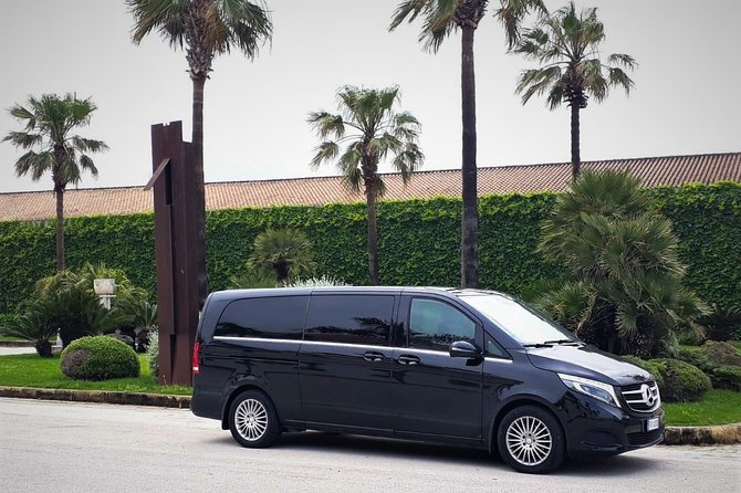 Private transfer from Palermo airport to Best Western Ai Cavalieri Hotel