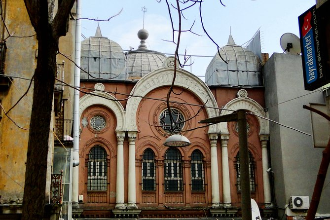 Jewish District Walking Tour in Istanbul