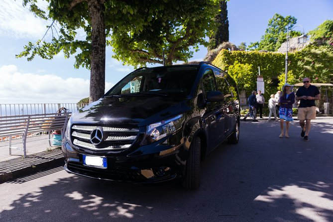 Private Transfer in Minivan from Naples to Rome