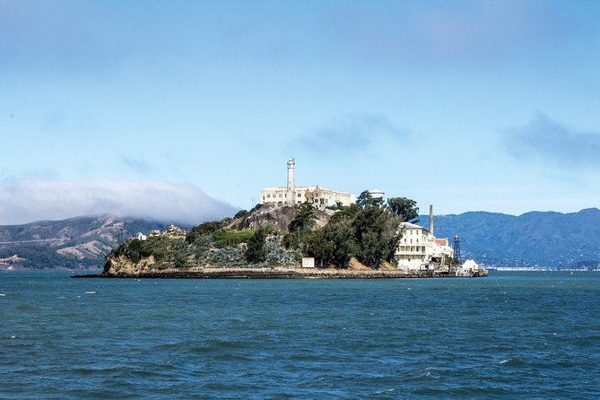 Alcatraz Prison Tickets and San Francisco Bike Tour